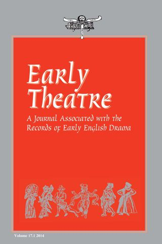 Early Theatre
