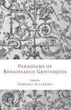 Paradigms of Renaissance Grotesques
